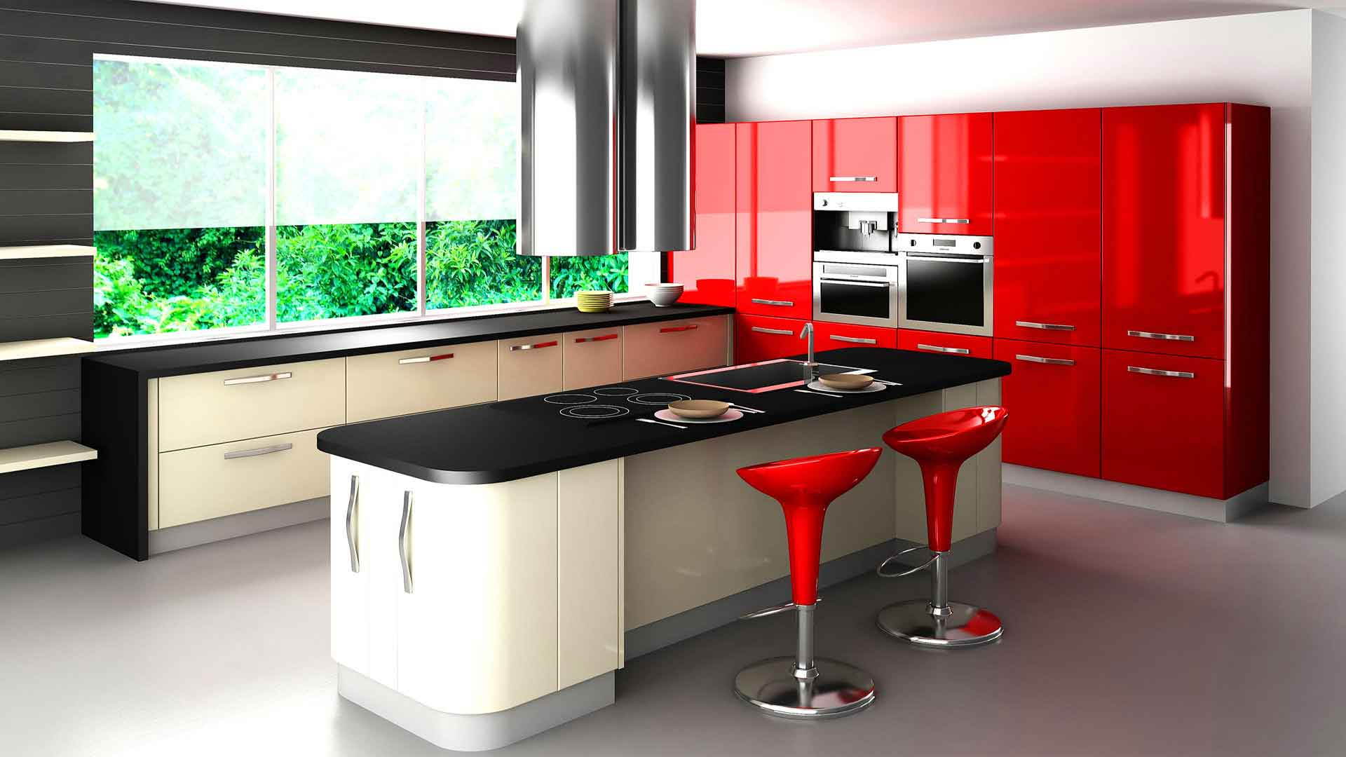 World Class Concept...........now A Reality ! Kitchen