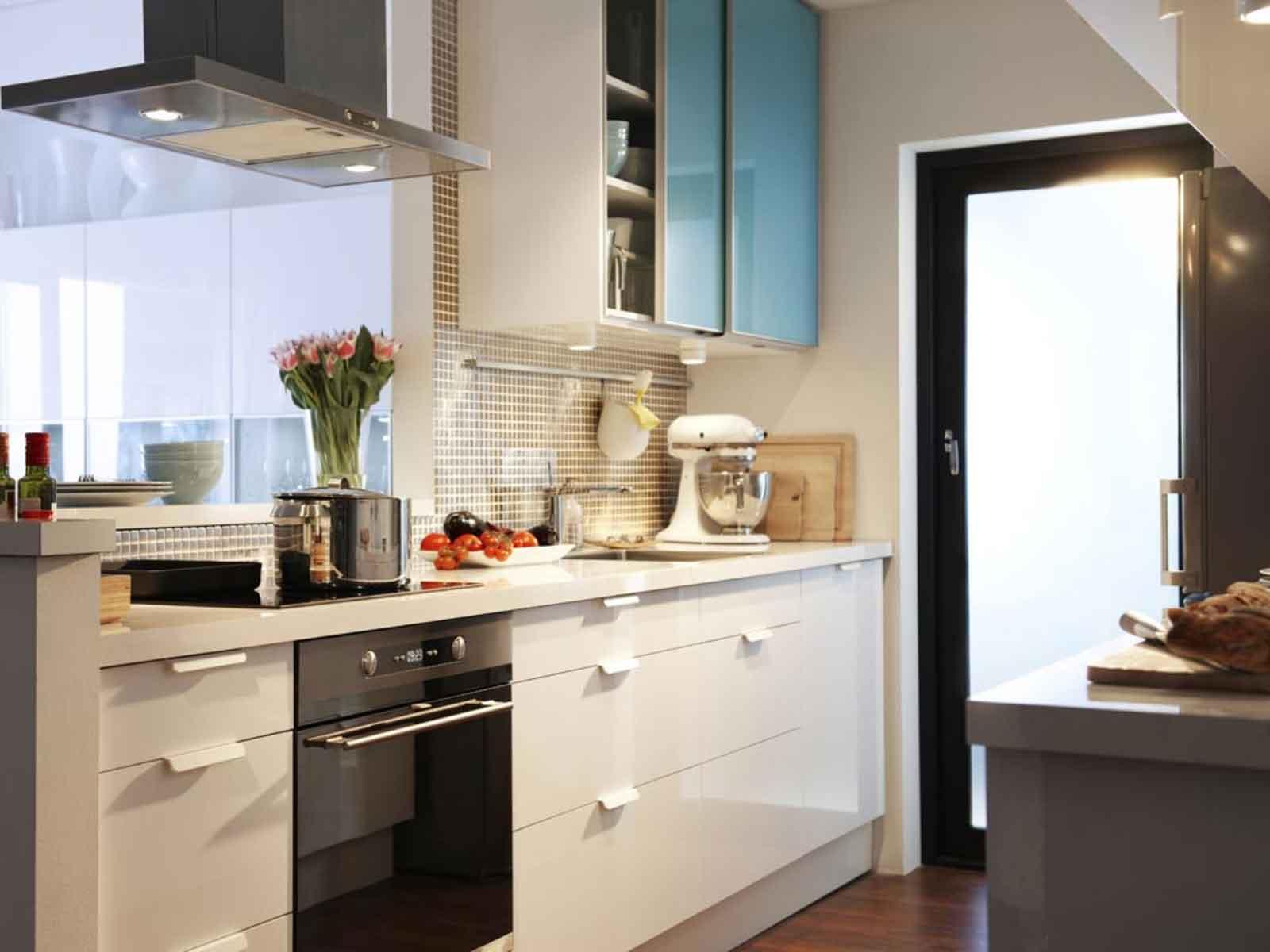 Kitchen Parallel ZIYKO - Small parallel kitchen design