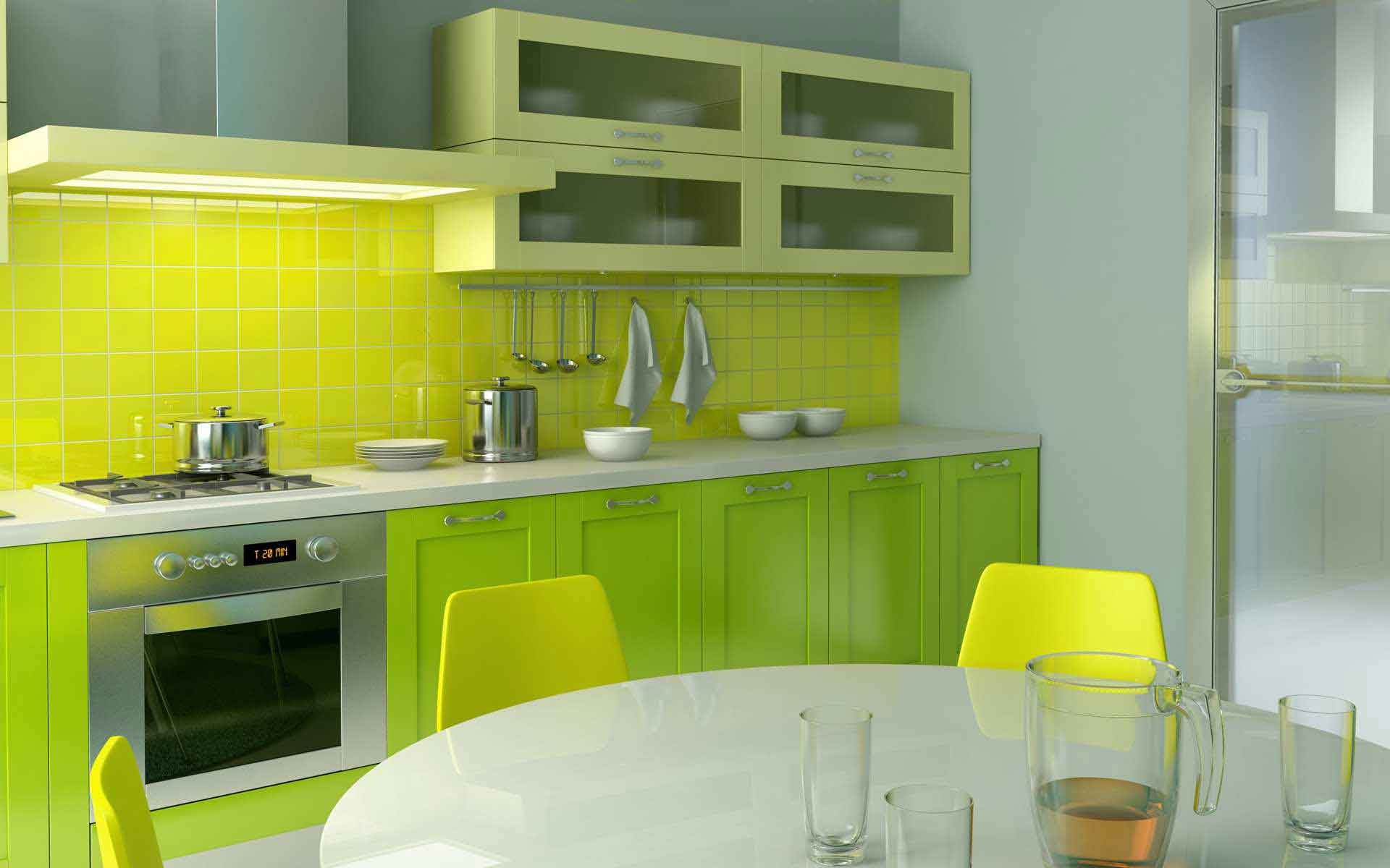 A Straight Kitchen Is A One Wall Kitchen Layout With Counter Space On Both  Sides Of The Cooking Range. Ideal For Small Kitchen Areas, This Design Can  ...