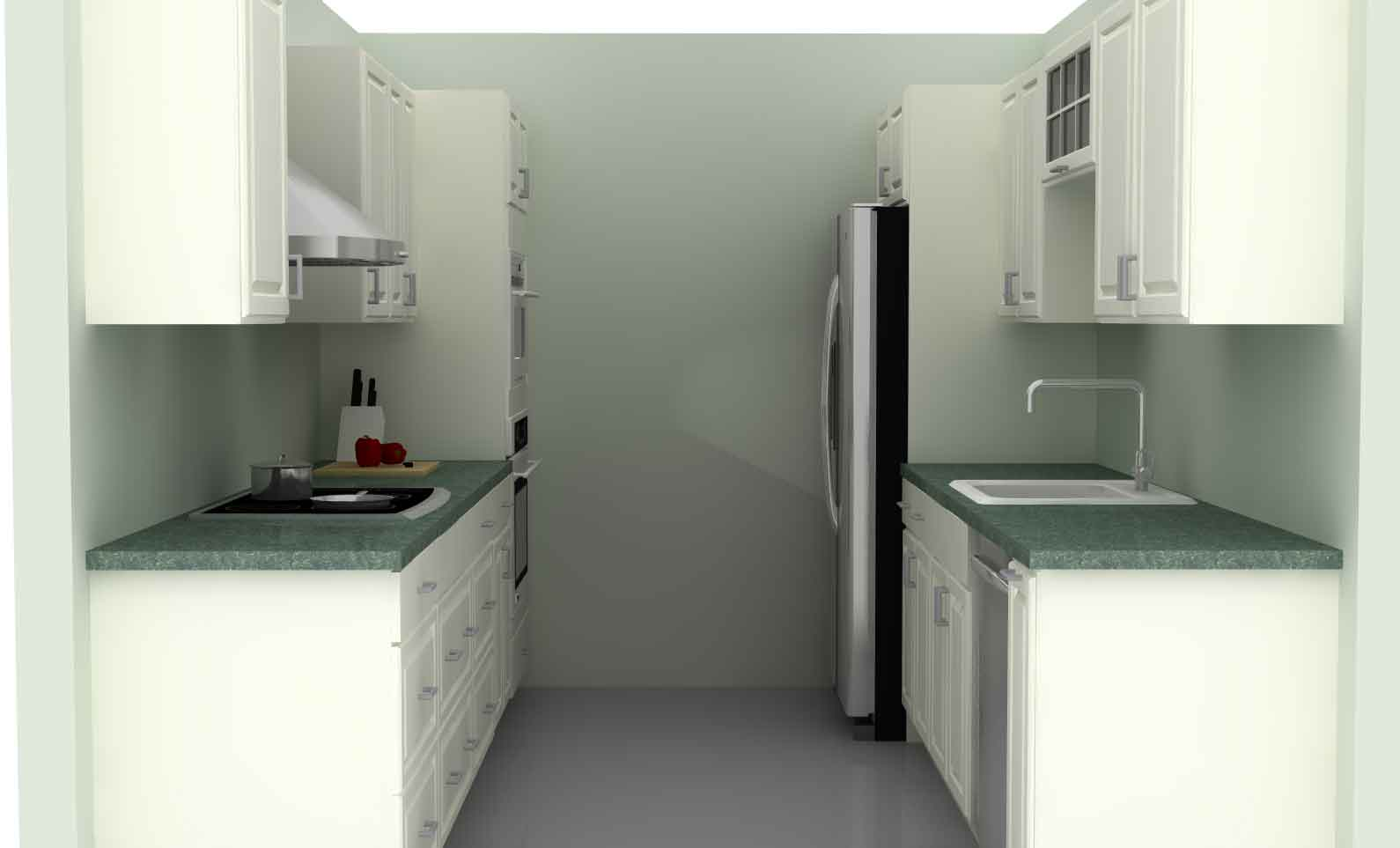 small parallel kitchen design kitchen parallel ziyko 5538