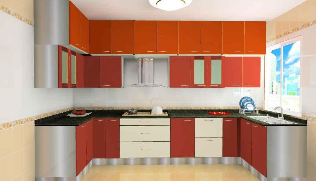 Kitchen U Shaped Ziyko